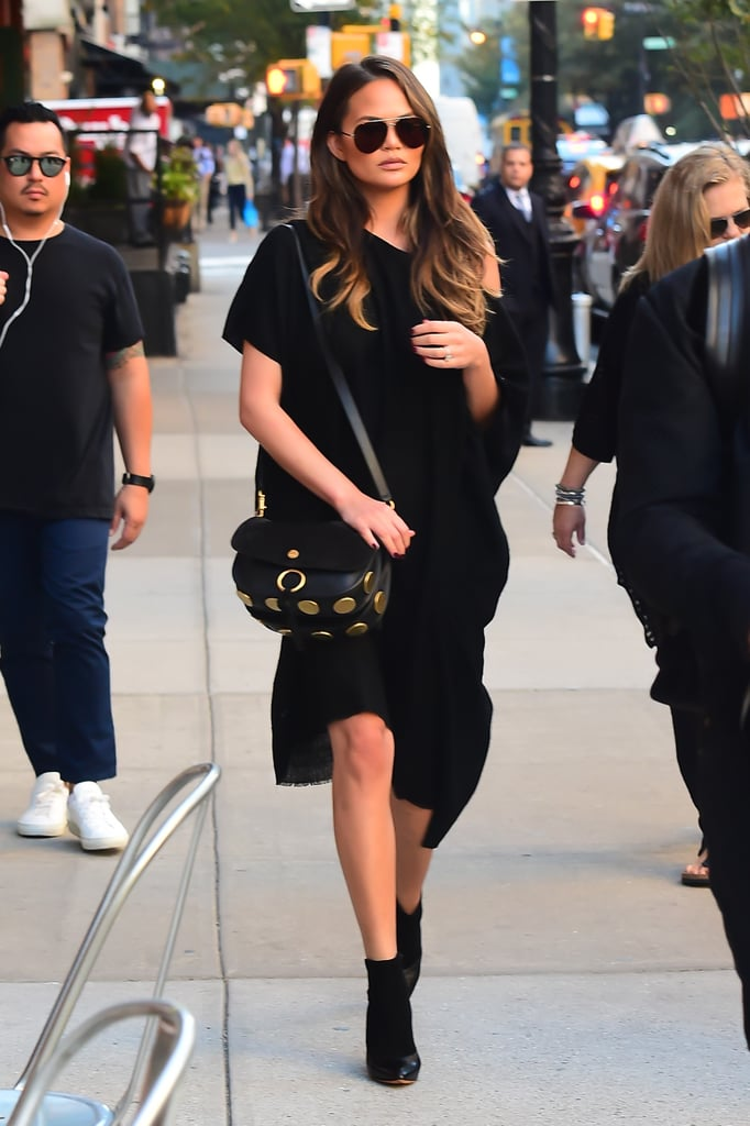 Chrissy Teigen Loves Her LBD So Much, She Told the Brand to Make More