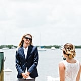 Of Course These Surf Shop Owners Threw the Chillest (and Prettiest) Wedding in the Keys