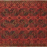Get the Look: Asa Red Rug