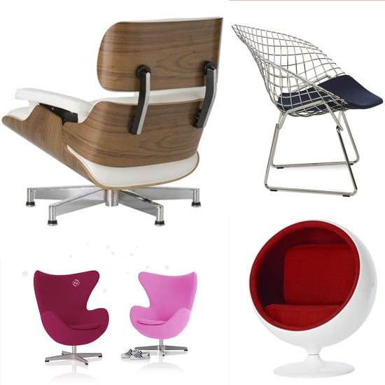 Bon Modern Chairs For Kids