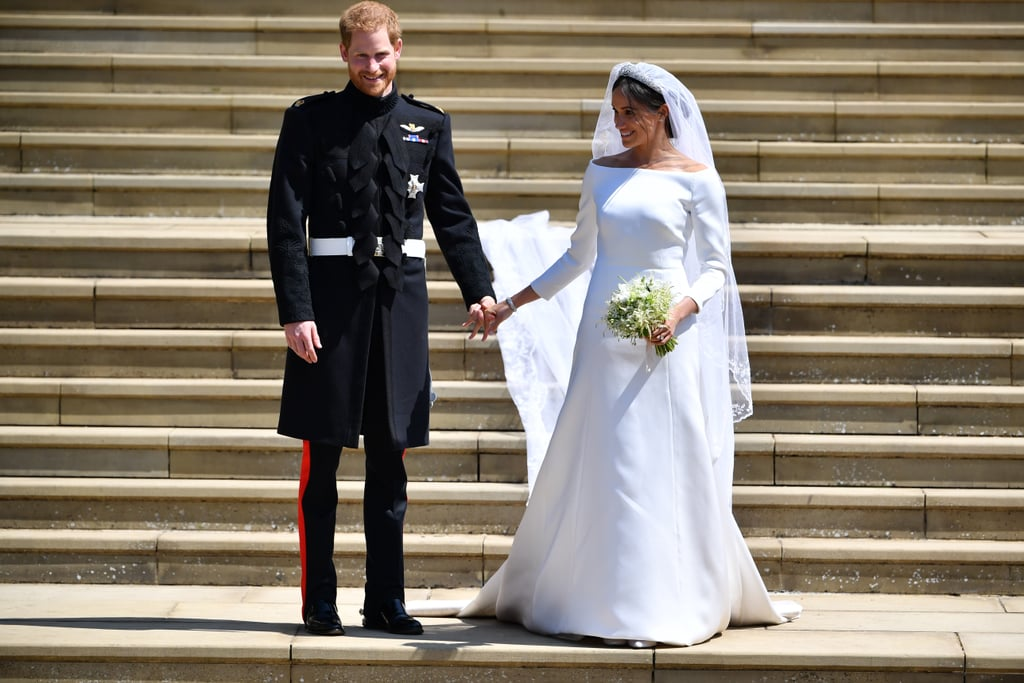 Meghan Markle's Wedding Dress Details and Photos