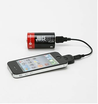 JuiceCell Battery Charger