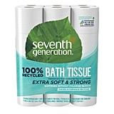 Seventh Generation 100 Percent Recycled Toilet Paper