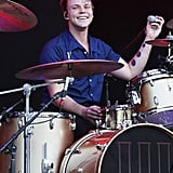 Pictures of Ashton Irwin Looking Sexy Over the Years