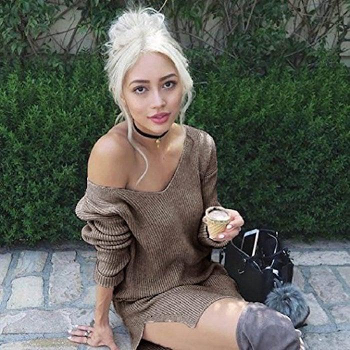 Gonkoma Sweater Dress