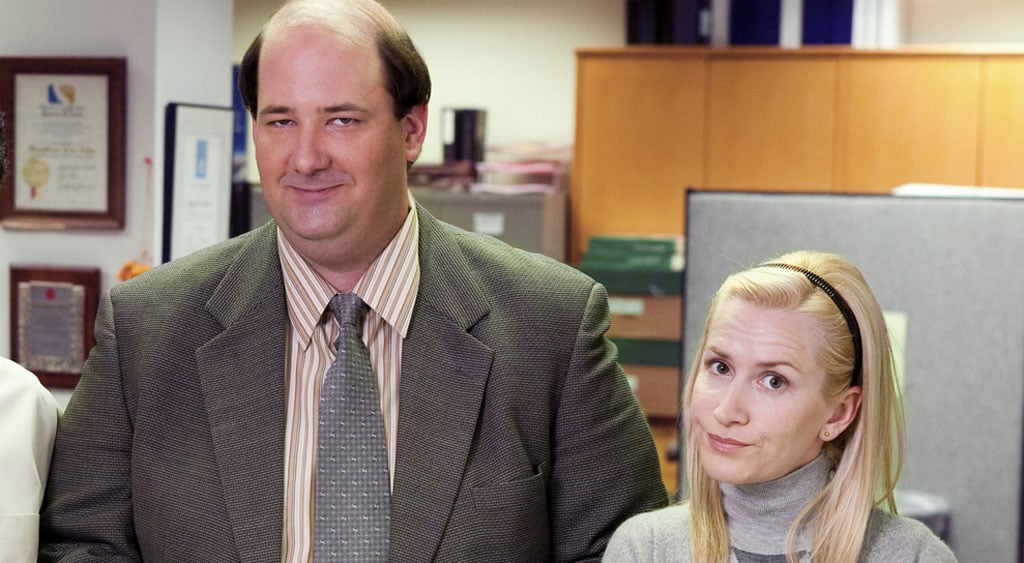 Interview With Michael Brian Murphy >> Angela Kinsey Brian Baumgartner Interview About The Office