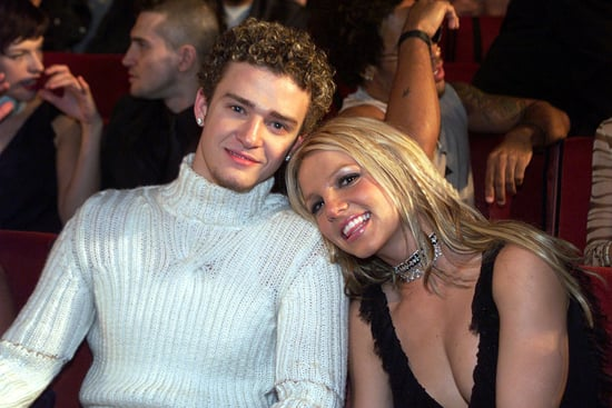 Britney-Spears-Justin-Timberlake-cuddled-close-seats