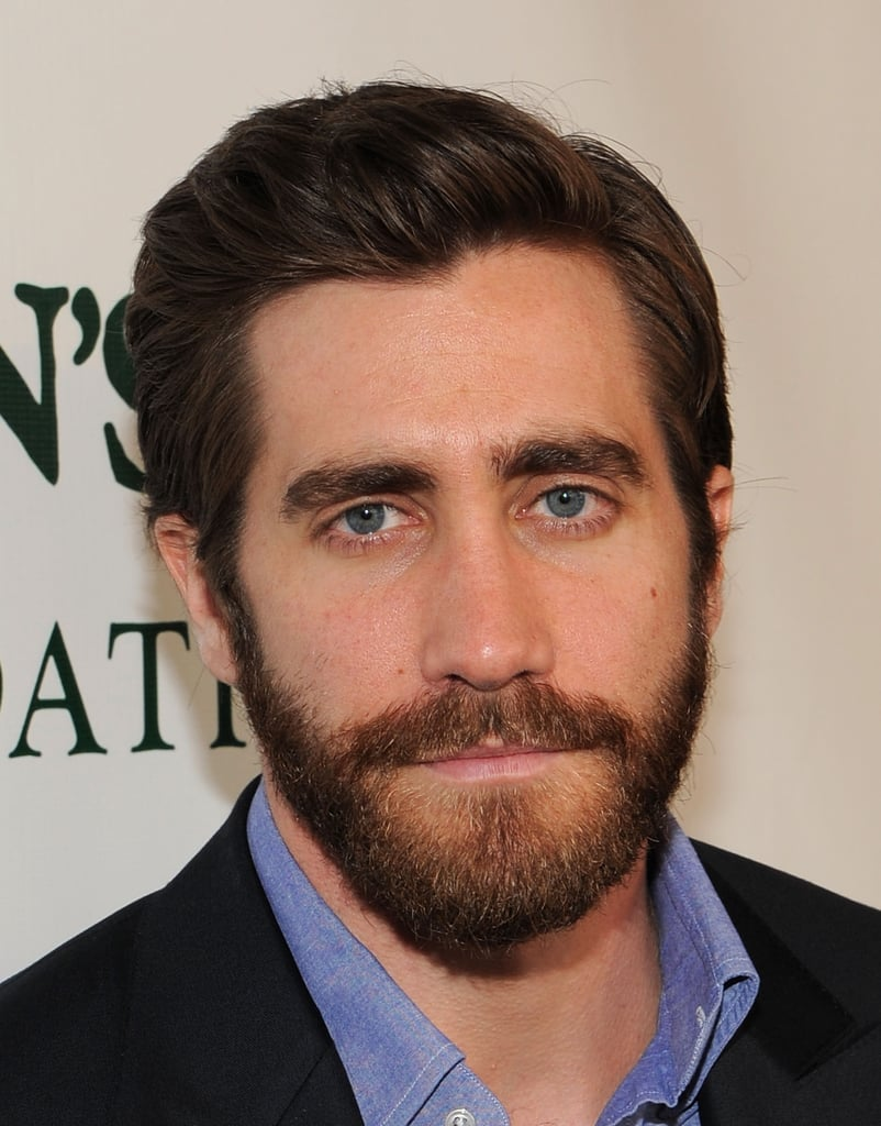 Jake Gyllenhaal came out to support Paul Newman's foundation in NYC.