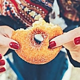 Eat more doughnuts.