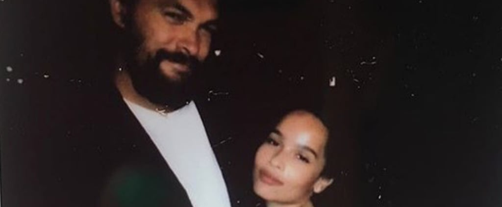 Jason Momoa Reacts to Zoë Kravitz's Catwoman Casting