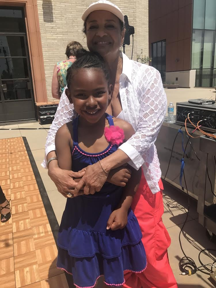 Debbie Allen Makes Dance Dreams Come True!