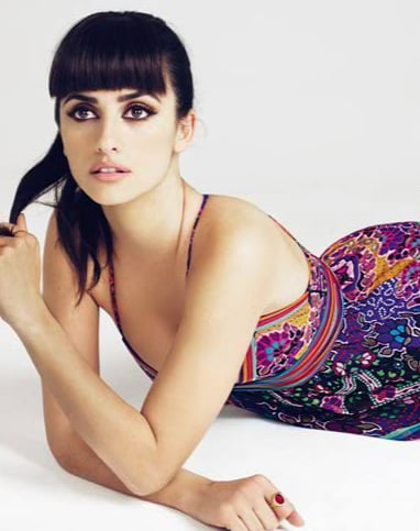 Sneak Peek! Penelope Cruz For Mango Summer '09