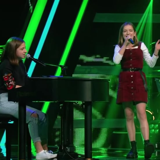 "Mimi and Josefin ""Creep"" The Voice Kids Audition Video 2019"