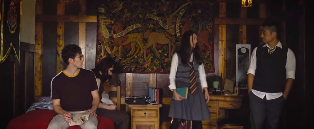 The Star of This Harry Potter Fan Film Isn't Who You'd Expect