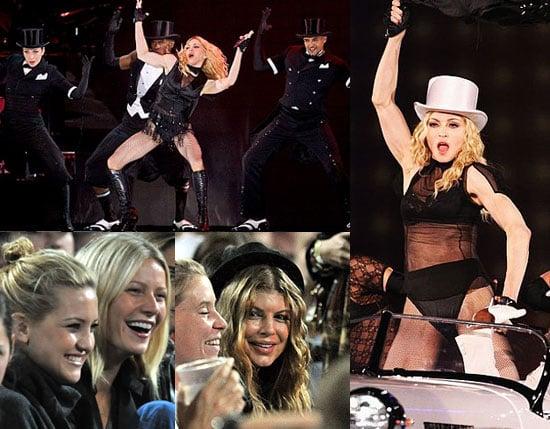 Madonna, Gwyneth Paltrow, Fergie, Kate Hudson