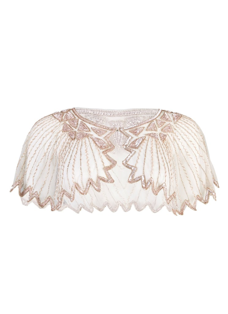 Joanie Cody Occasion Embellished Capelet (£38)