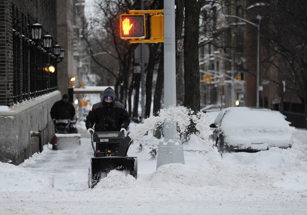 "People across the Northeast region of the US are in the midst of a severe snowstorm, with #Snowmageddon2015 and #BlizzardOf2015 trending across social media. Winter Storm Juno is expected to affect the region Monday through Wednesday, and the blizzard conditions may result in more than two feet of snow. At least 28 million people are in areas with storm warnings, and as of Tuesday morning, several states received more than a foot of snow. Meanwhile, NYC's Central Park saw nearly eight inches of snowfall while more than 28 inches fell in eastern Long Island. On Monday, a state of emergency was declared by the governors of New York and New Jersey. ""This will most likely be one of the largest blizzards in New York City history,"" said NYC Mayor Bill de Blasio. ""It is not business as usual."" Stay safe, and stay tuned for more updates."