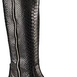 Aldo Krites Snake Effect Knee High Boots (£120)