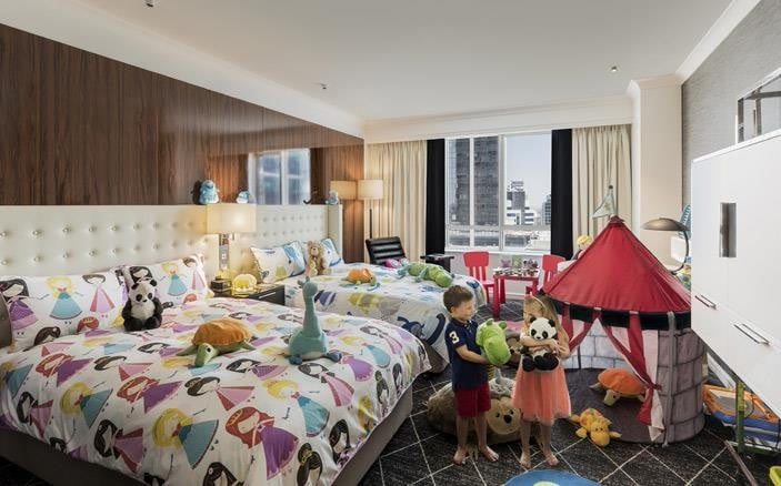 Best Hotels for Young Families in Australia