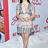 Landry Bender at the Let It Snow Premiere