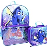 Disney Pixar Finding Dory Backpack and Lunch Bag Set