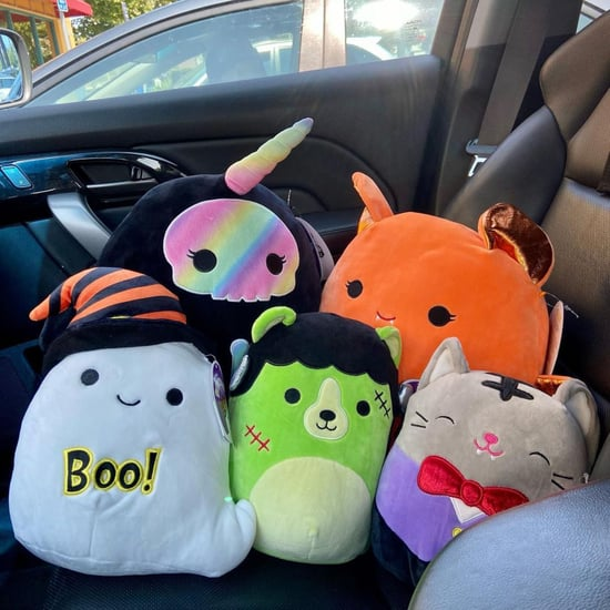Check Out the New Halloween Squishmallows Out 2021