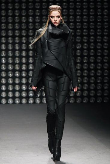 Photos of Gareth Pugh Autumn Winter 2011 at Paris Fashion Week