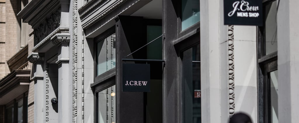 J.Crew Files For Bankruptcy During the Coronavirus Pandemic