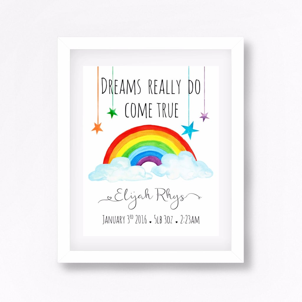 Rainbow baby gift ideas popsugar moms rainbow baby gift ideas negle Images