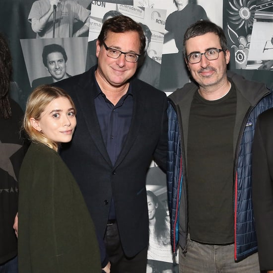 Ashley Olsen and Bob Saget at Charity Event December 2017