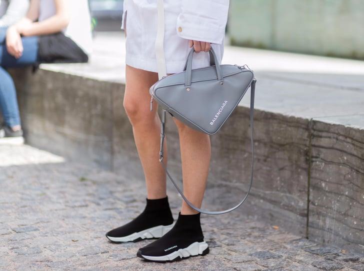 Sock Sneakers | POPSUGAR Fashion
