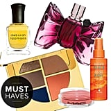 Are you ready for your beauty routine to change with the temperatures? We've tried and tested all the latest grooming goods from hot-pink lipsticks to beachy shower gels and candy-inspired fragrances. Everything you need to prep for Summer awaits you!