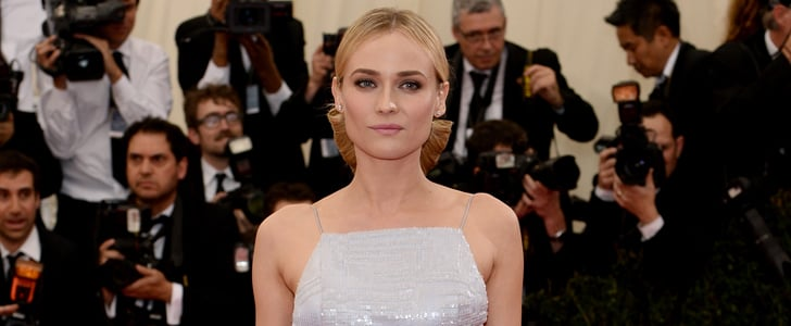 The Gorgeous Diane Kruger Hits a Met Gala Milestone