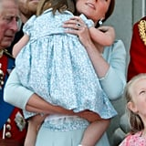 Prince William and Kate Middleton Family Pictures
