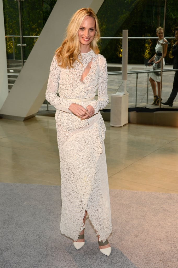 Lauren Santo Domingo in Proenza Schouler