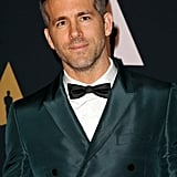 Ryan Reynolds at the Governors Awards 2016