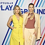 Pictured: Erin Foster and Sara Foster