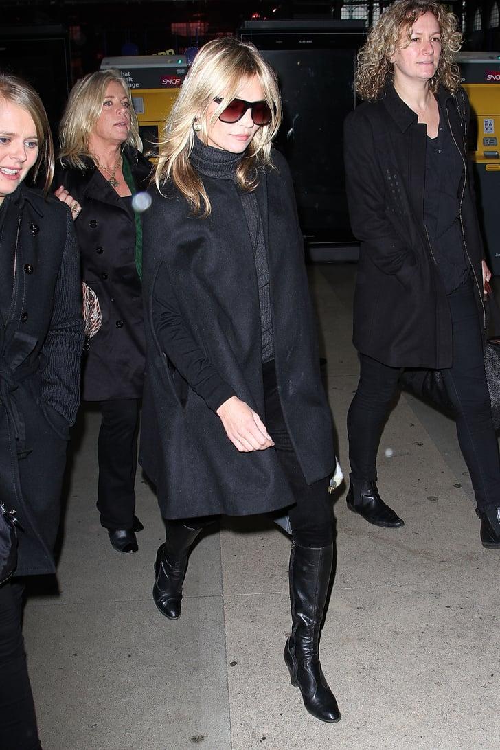 Best-Dressed Celebrities and Models | Nov. 23, 2012