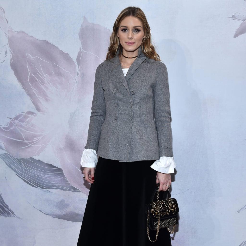Olivia Palermo 39 S Fashion Week Outfits Fall 2017 Popsugar Fashion