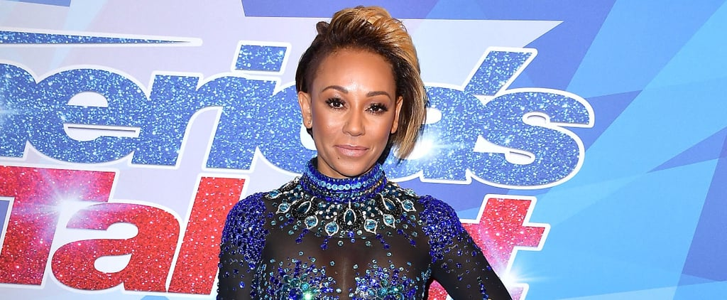 Why Mel B Threw Her Drink at Simon Cowell on America's Got Talent