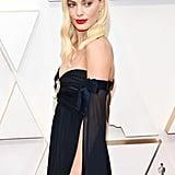 Timothée Chalamet Photobombs Margot Robbie at the Oscars