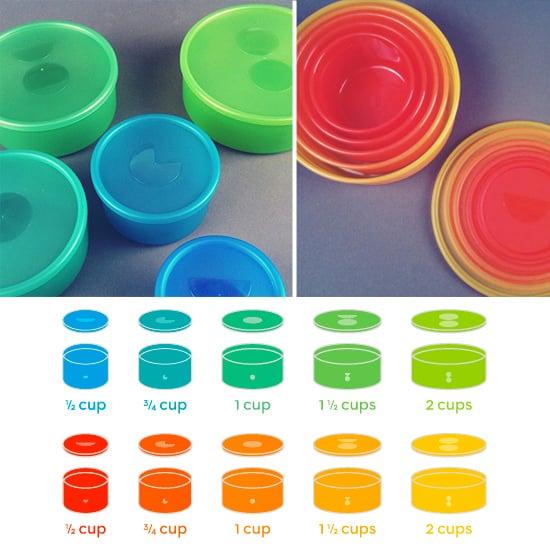 Portionware Dish Set