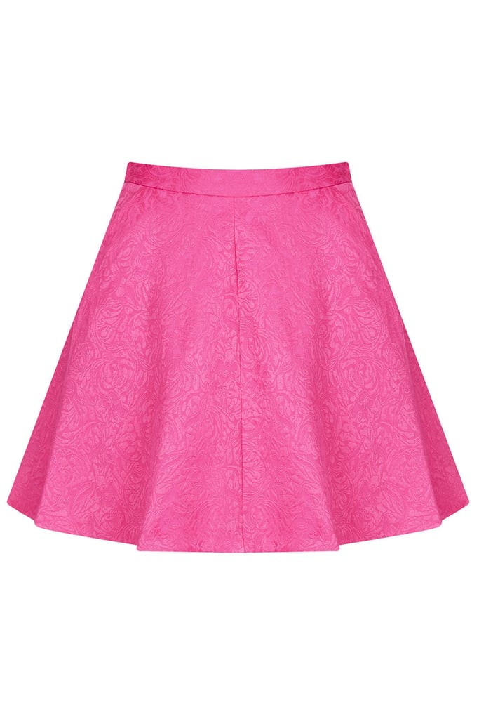 Skirt, approx $50, Topshop.