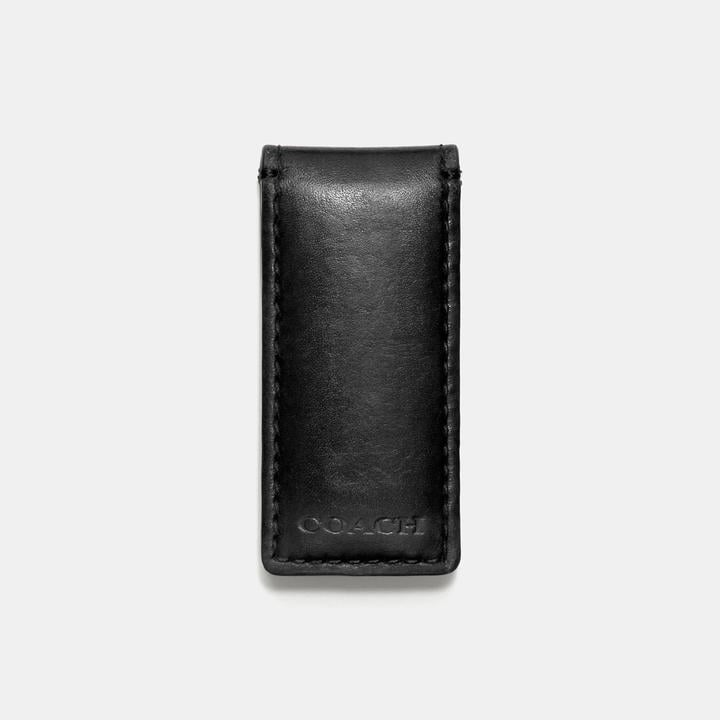 A Leather Money Clip