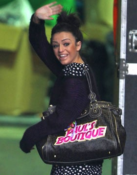 Pictures and Poll on Cher Lloyd Leaving The X Factor 2010