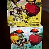 Organic Fruit Sauce Crushers