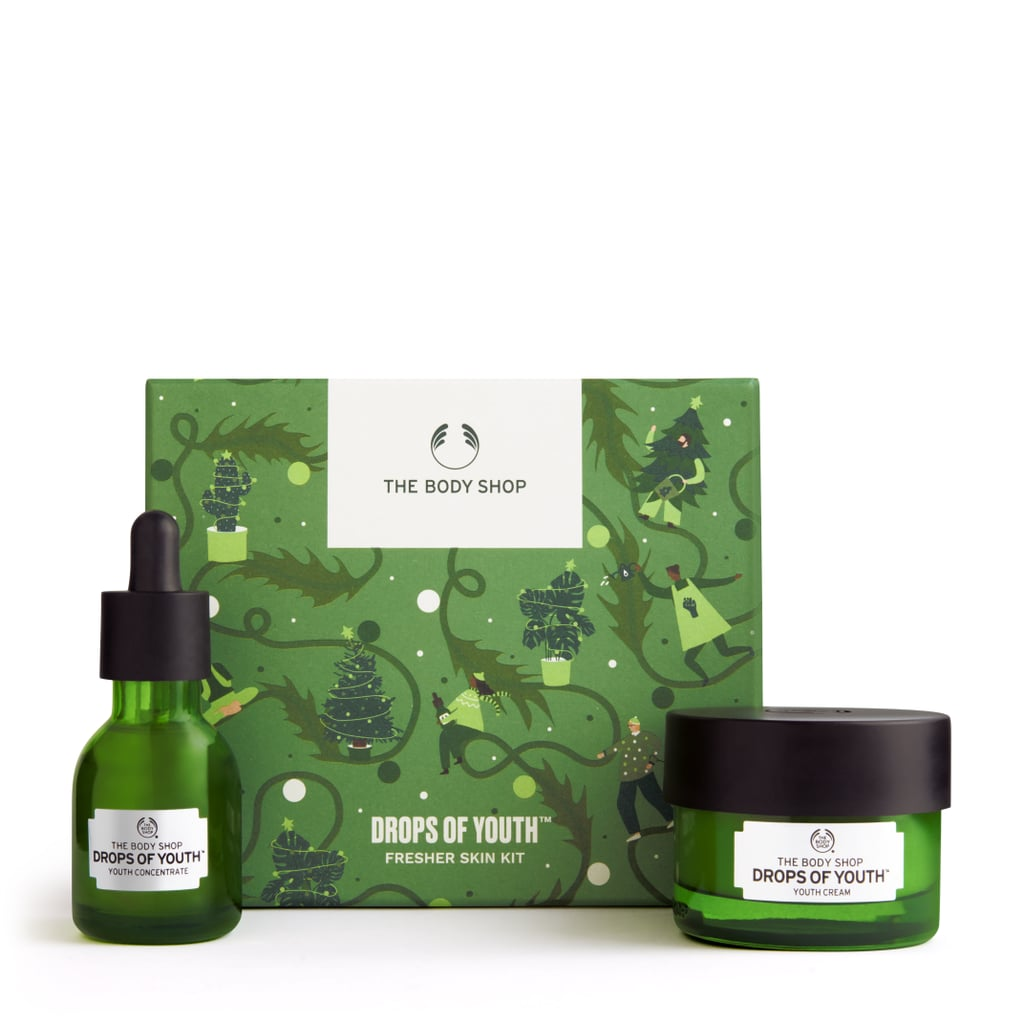 The Body Shop Drops of Youth Skin Kit