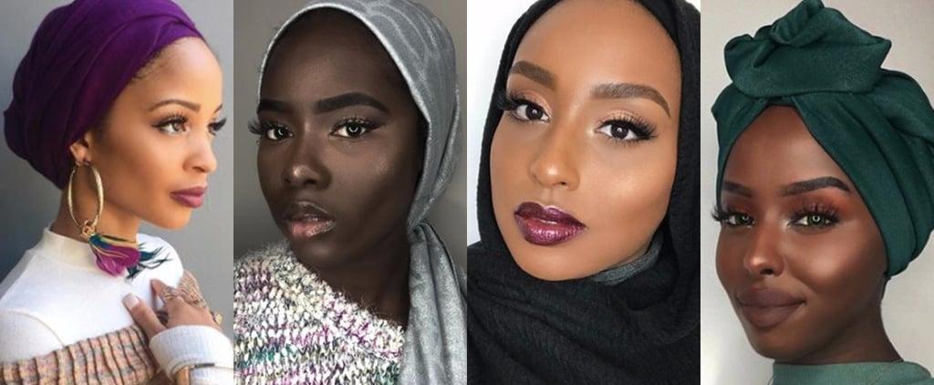 Black Muslim Beauty Bloggers to Follow on Instagram