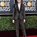 Phoebe Waller-Bridge Wears Ralph & Russo to the Golden Globes 2020