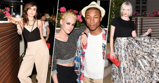 The Chanel No.5 Launch Party Was the No. 1 Place to Be in L.A. Last Night